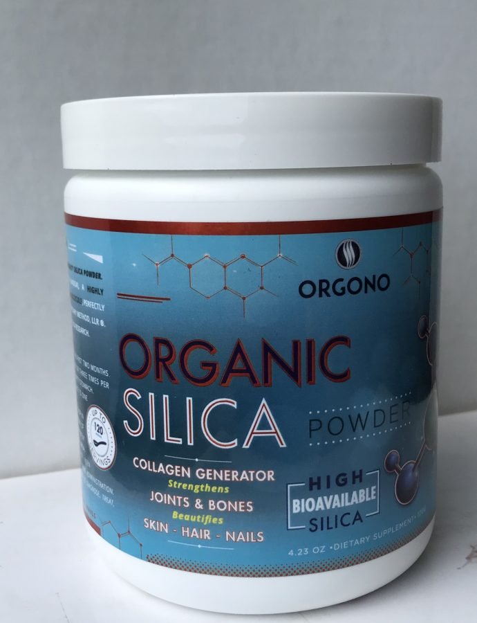 Organic SILICA…an almost miracle food